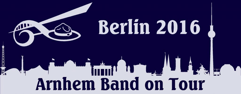 Arnhem Band on tour 2016 wit